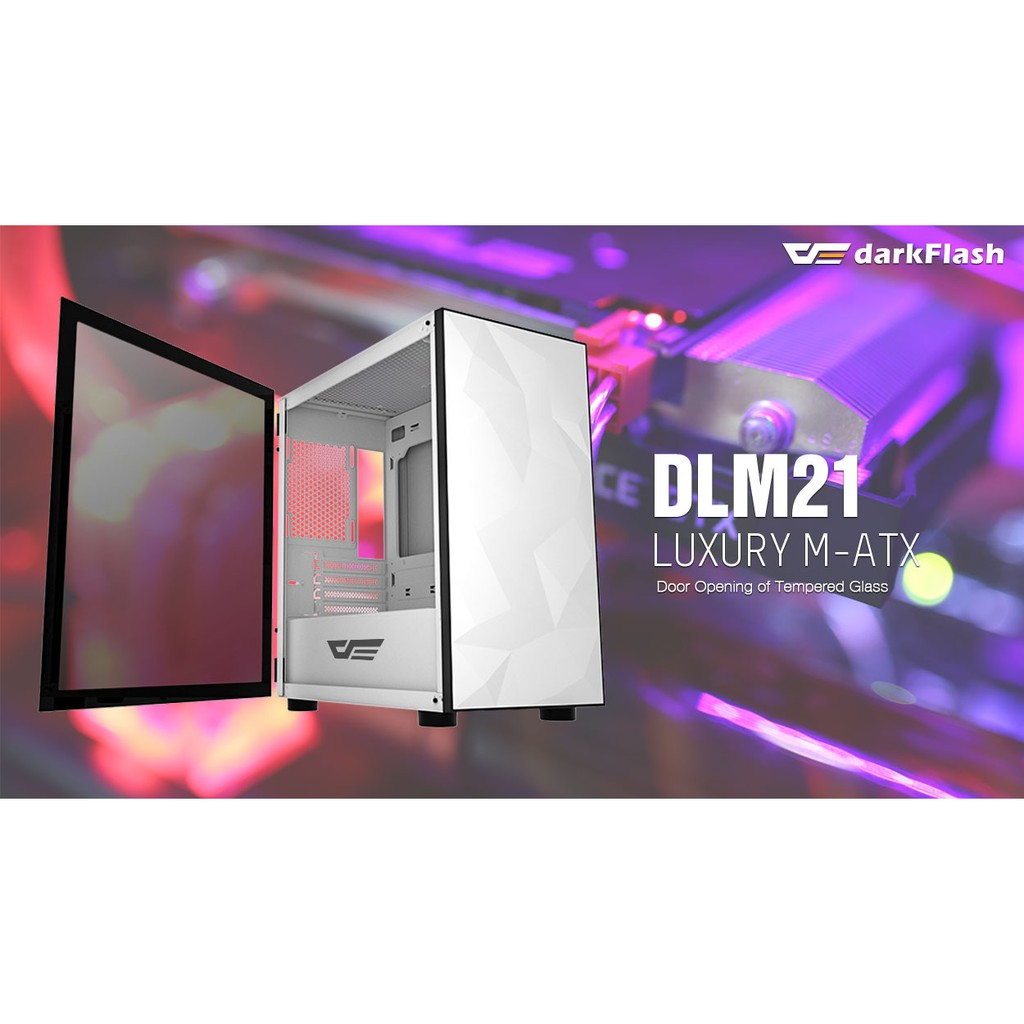 DARKFLASH DLM21 WHITE