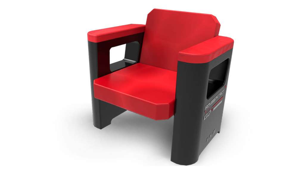 Gaming Sofa - EEC321RE