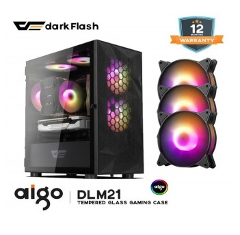 DARKFLASH DLM21 MESH BLACK