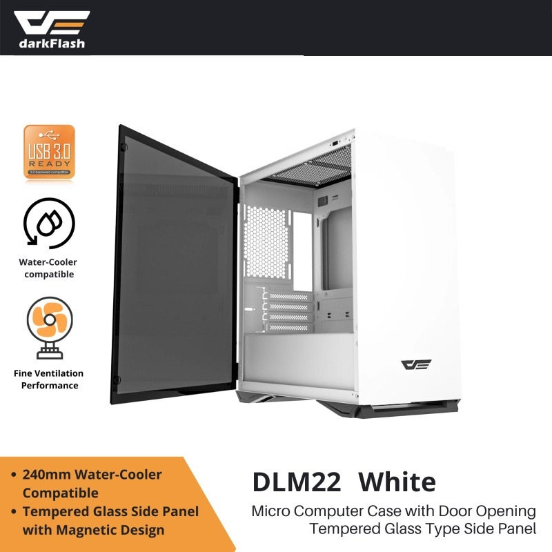 DARKFLASH DLM22 -WHITE