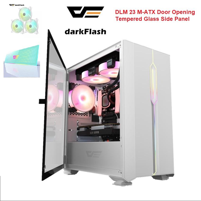 DARKFLASH DLM23 WHITE