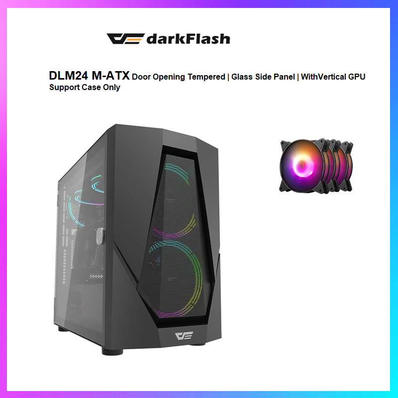 DARKFLASH DLM24 -BLACK