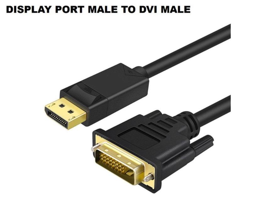 Tortox DP - DVI 1.8M Cable