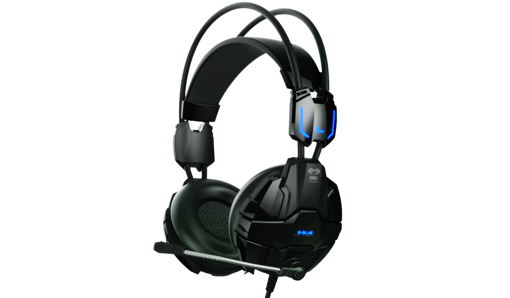 EHS902BK Professional gaming headset