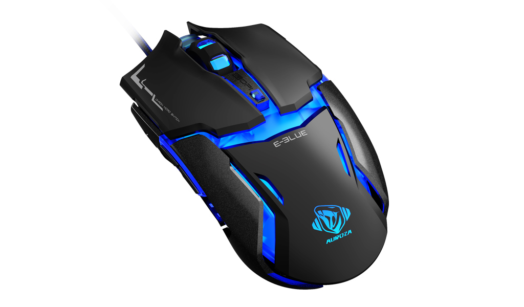 E-Blue EMS602BK 6D Wired Gaming Mouse