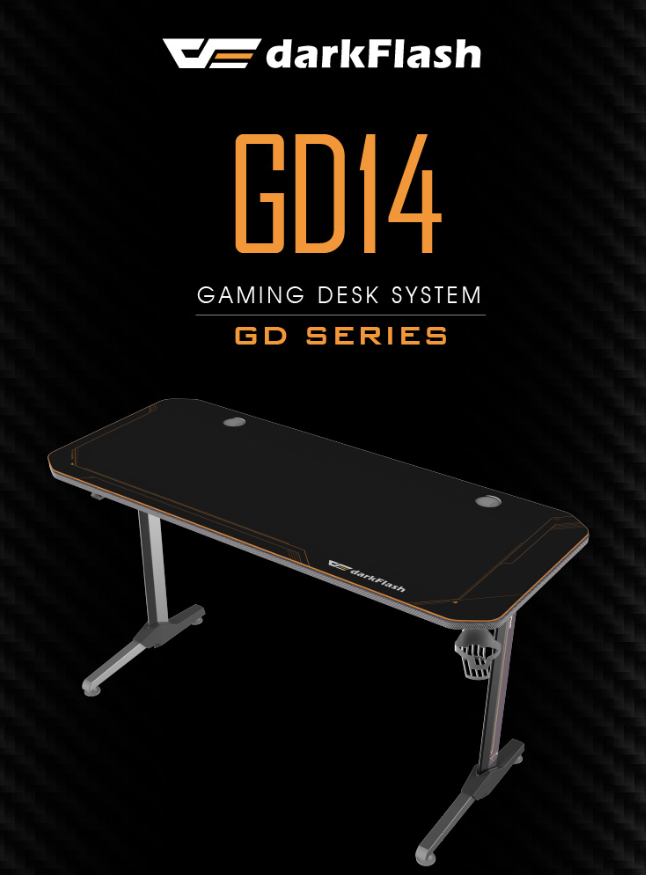 DARKFLASH GD14-E GAMING TABLE