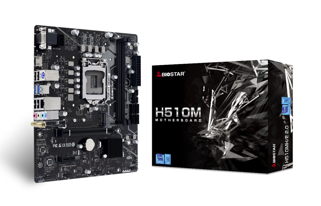 BIOSTAR H510MH / E 2.0