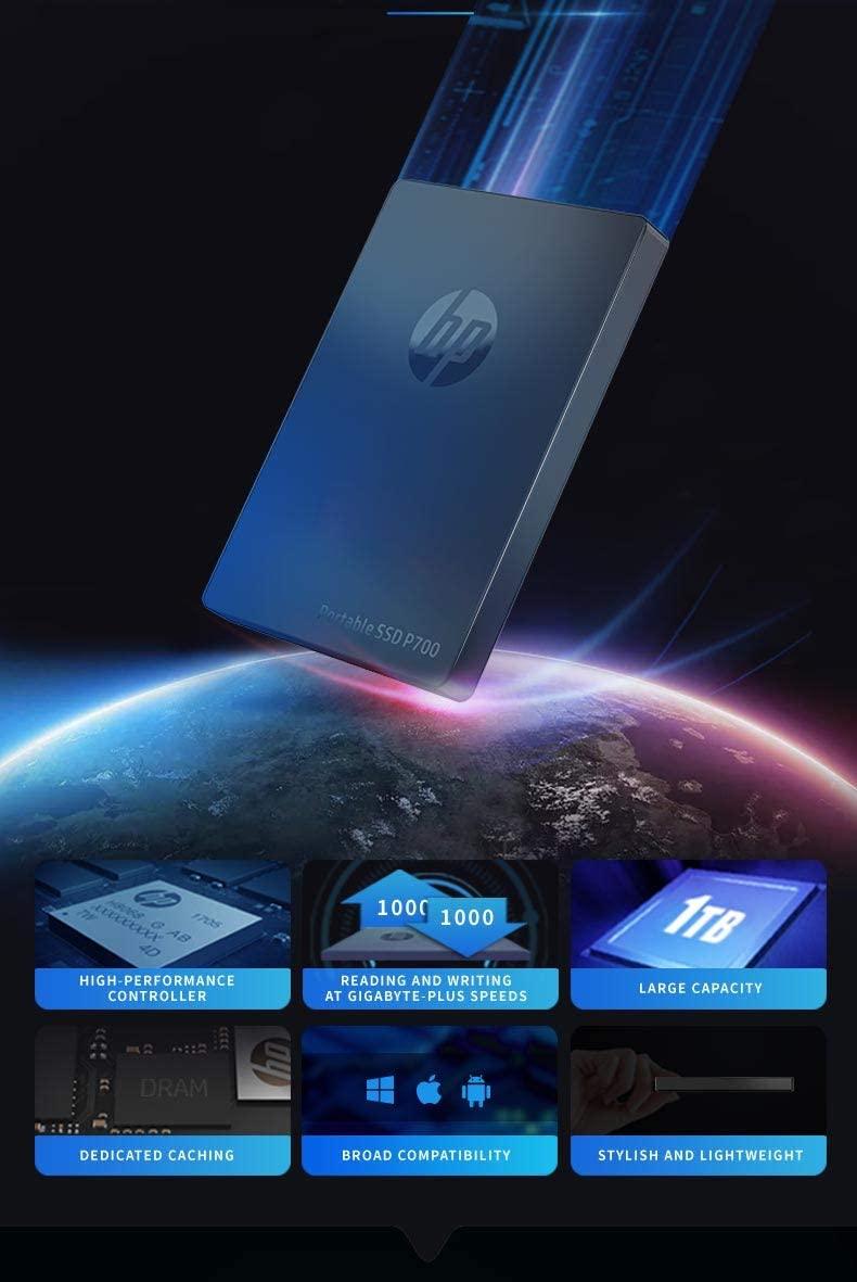 HP P700 1TB PORTABLE
