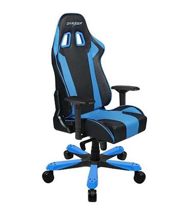 DXRacer King Series Gaming Chair Black & Blue