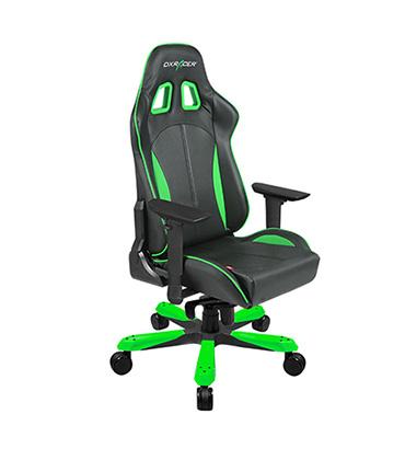 DXRacer King Series Gaming Chair Black & Green