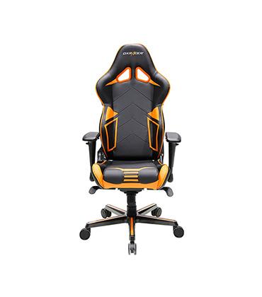 DxRacer Racing Series GC-R131-NO-v2 Black/Orange Gaming chair