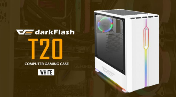 DARKFLASH T20 WHITE