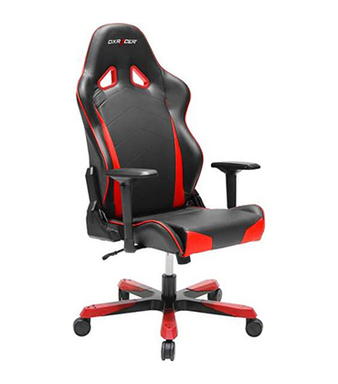 DXRacer Tank Series Gaming Chair Red