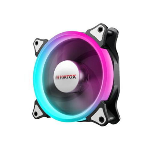 Tortox Ninja X RGB Ring Computer Case Fan