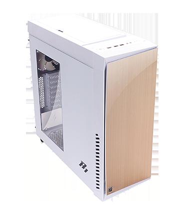 Zalman R1 White Computer Case