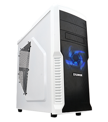 Zalman Z3 Plus White Computer Case