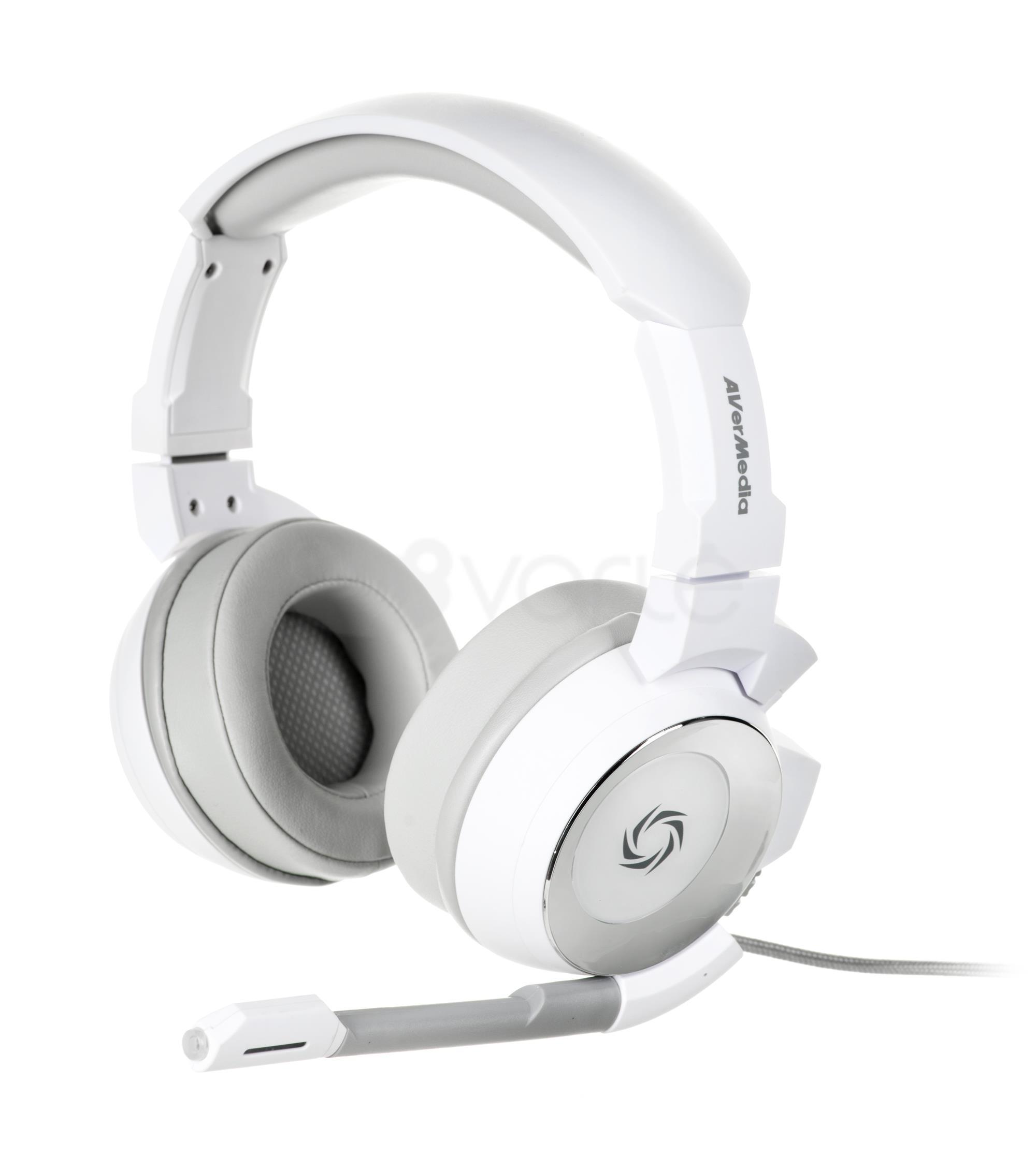 AVerMedia SonicWave GH335 White