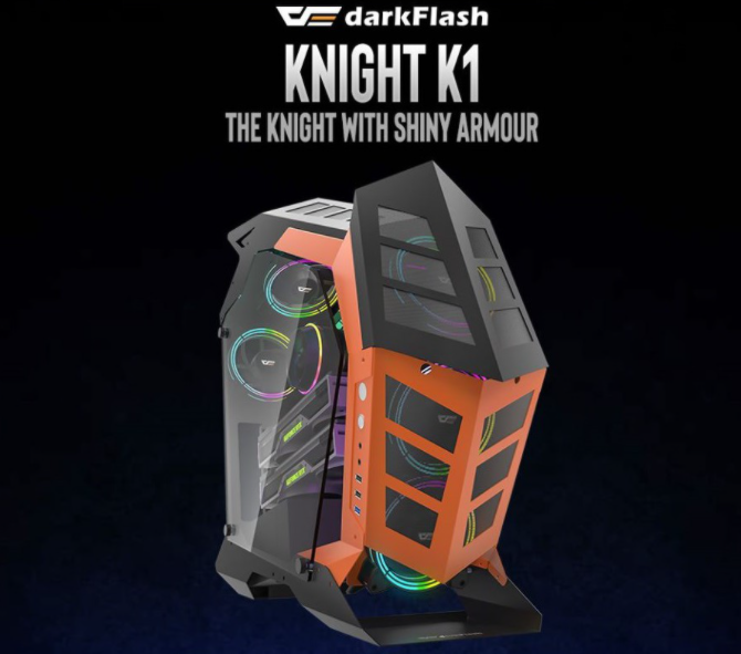 DARKFLASH DF- K1 GAMING CASE