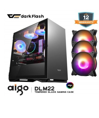 DARKFLASH DLM22 -BLACK