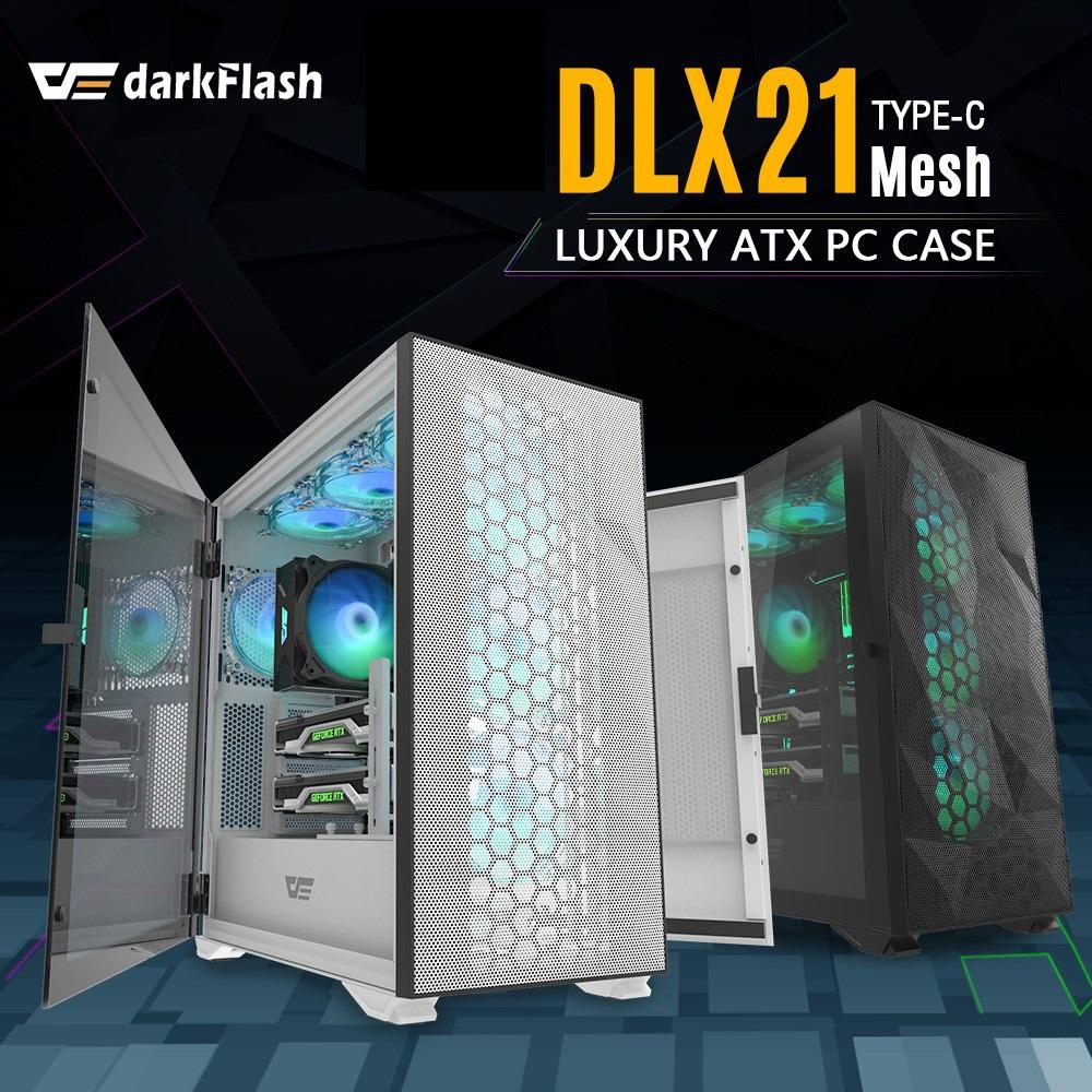 DARKFLASH DLX21 MESH WHITE