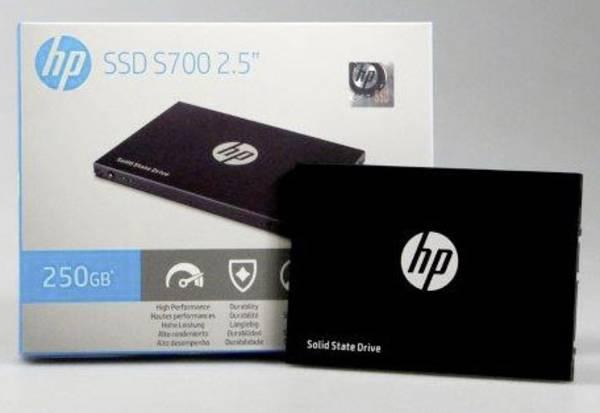 HP S700   250 GB - 2.5 inch