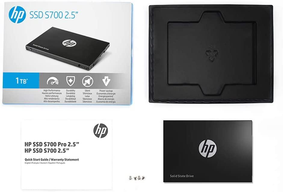 HP S700 2.5 inch 1TB