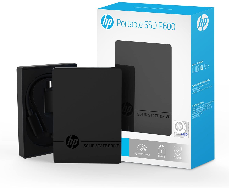 HP P600 1TB PORTABLE