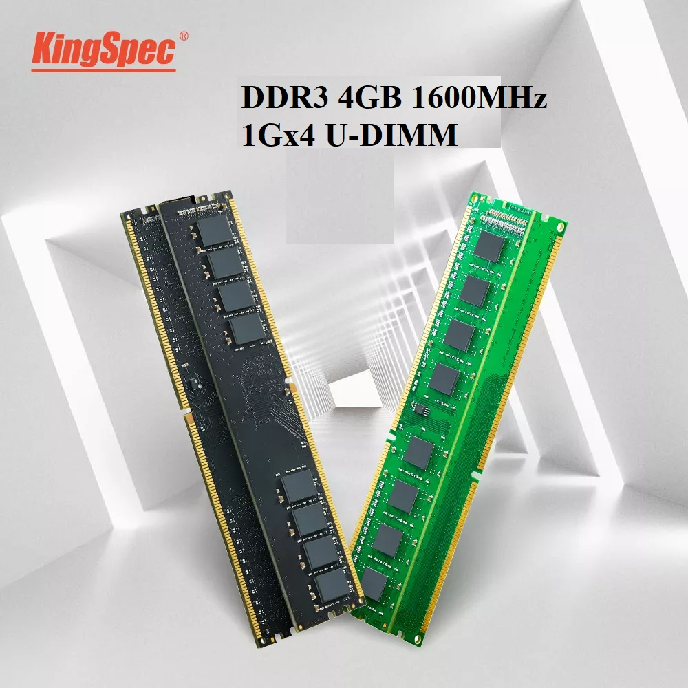 KINGSPEC DDR3 1600 MHz PC - 4GB