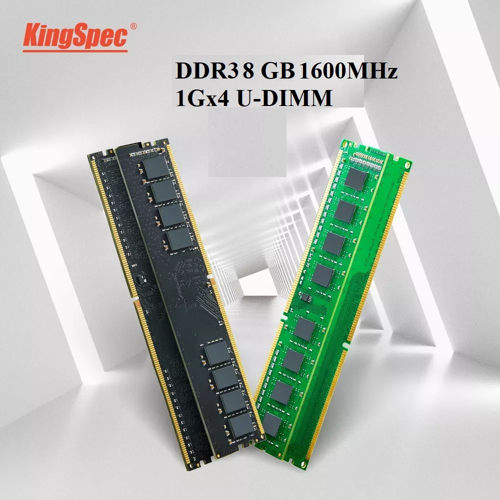 KINGSPEC DDR3 1600 MHz PC - 8GB