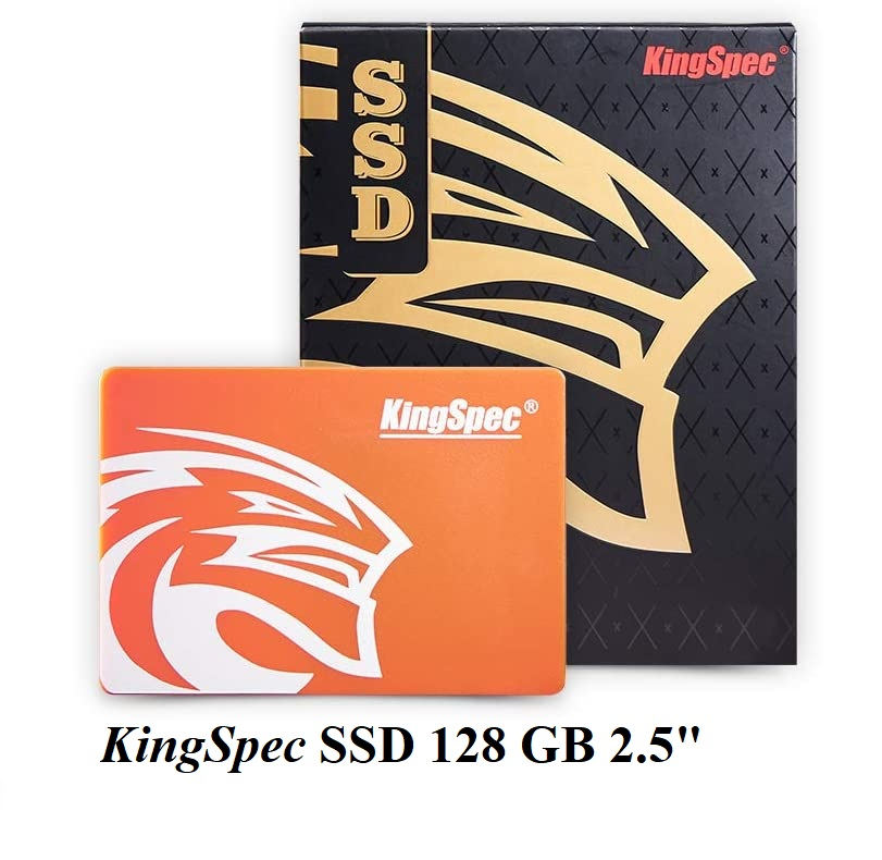 KINGSPEC SSD 128 GB 2.5