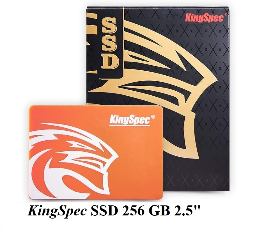 KINGSPEC SSD 256 GB 2.5