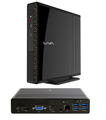 Liva One Barebone PC
