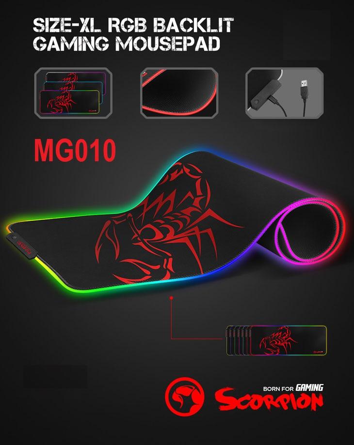 MARVO MG010 RGB MOUSE PAD