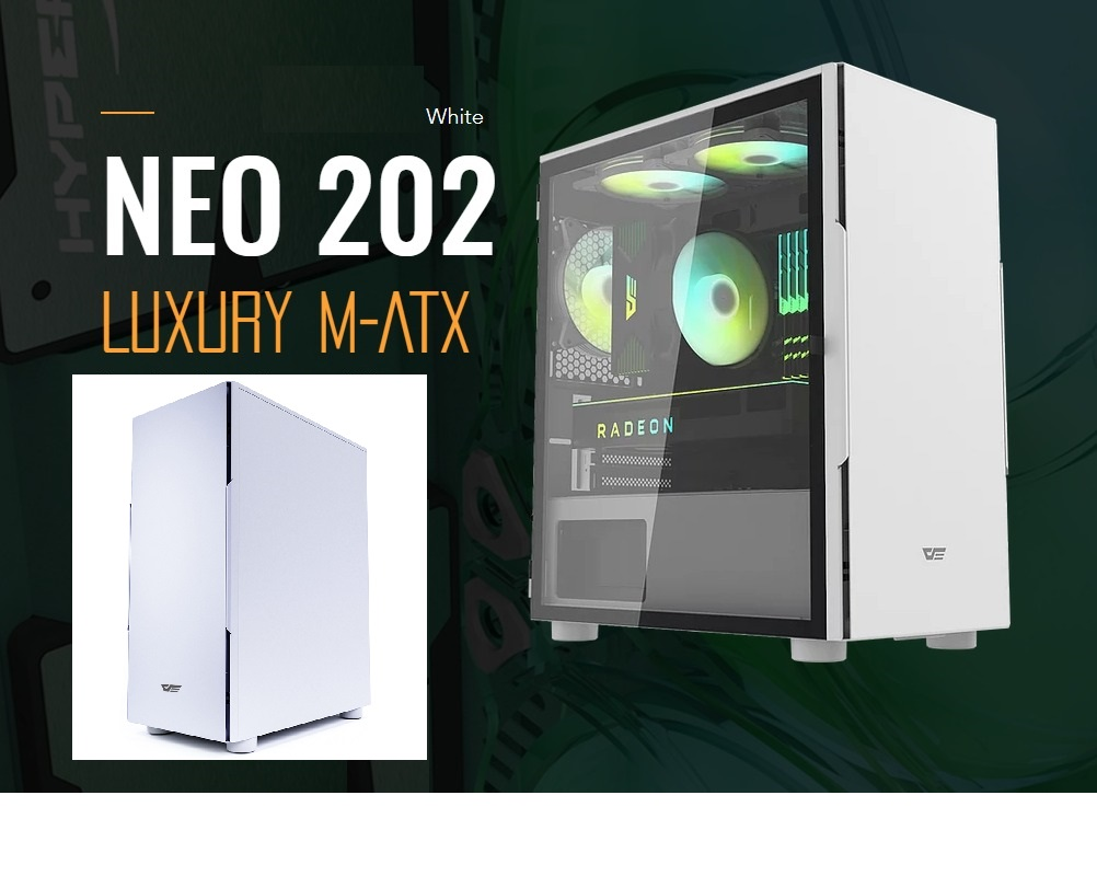 DARKFLASH NEO 202 WHITE