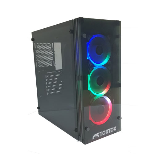 Tortox Shadow Computer Case