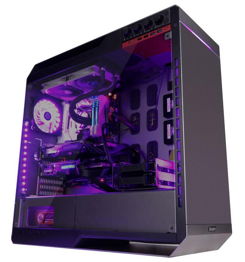 X7 ATX Full Tower Case