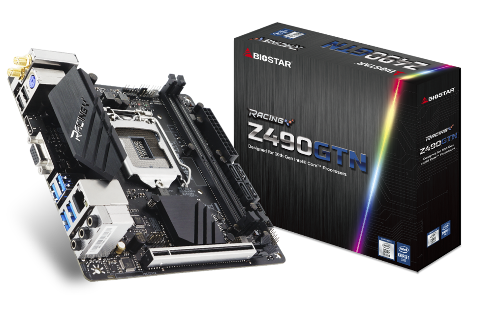 BIOSTAR Z490 GTN